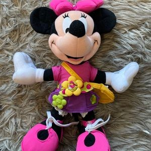Learning Minnie Mouse